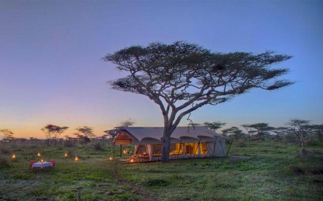Photo courtesy of Serengeti Under Canvas: A Tanzania Safari at andbeyond Serengeti Under Canvas