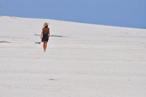 Mnemba Island, White Sand