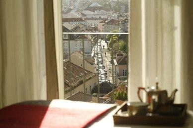 A Casa das Janelas com vista, standard view
