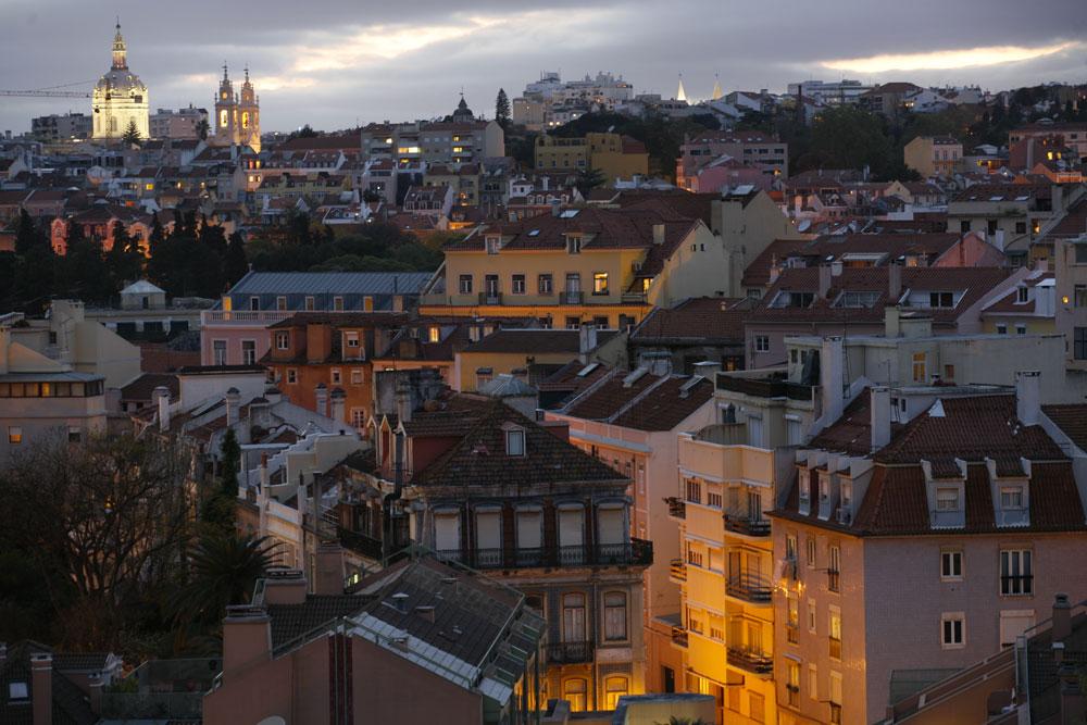 A Casa das Janelas com vista, superior view