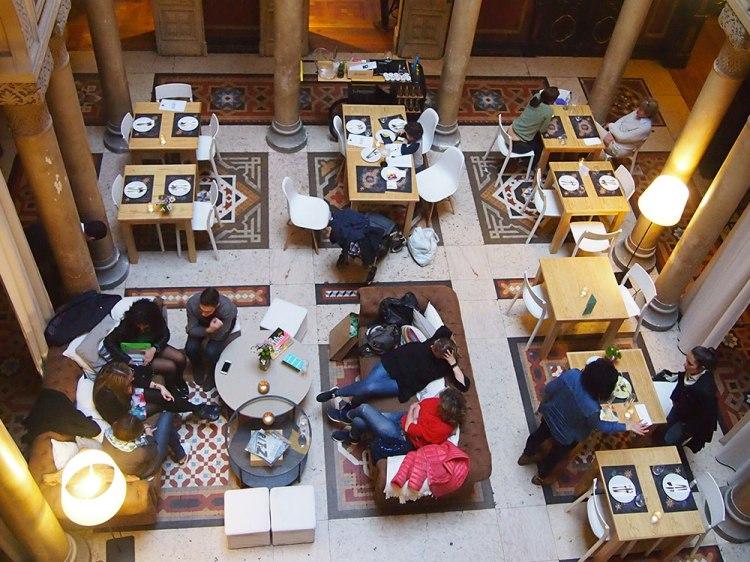 Embaixada Restaurante, Lisboa