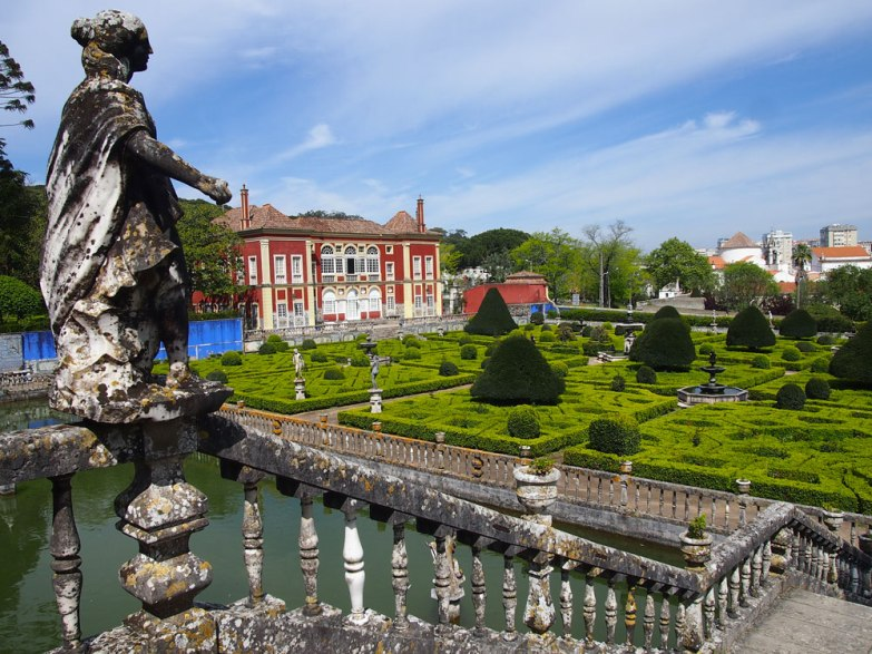 Palácio dos Marqueses de Fronteira, Lisboa