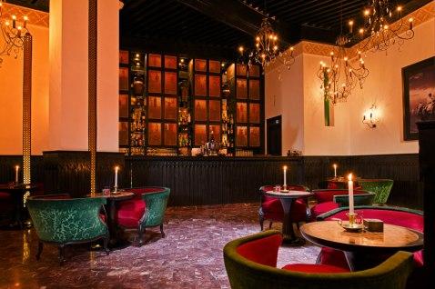 Photo courtesy of Le Foundouk Restaurant Marrakech, Le Bar