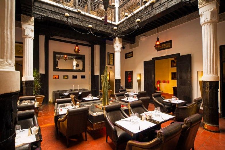 Photo courtesy of Le Foundouk Restaurant Marrakech
