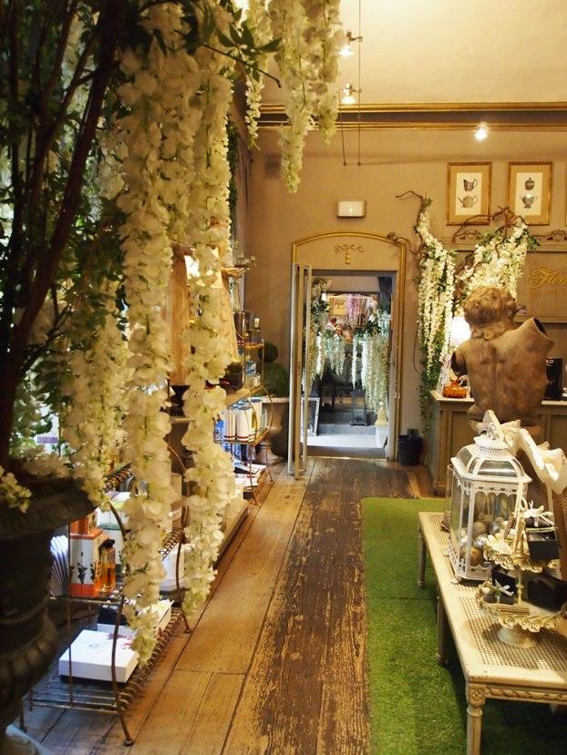Floris House, fragrance boutique