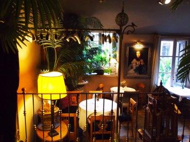 Floris House, restaurant