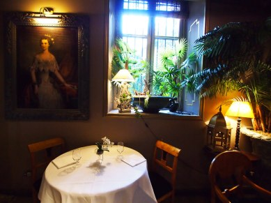 Floris House, restaurant