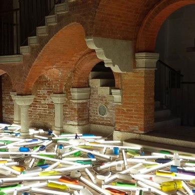 Bill Culbert, Biennale Venezia 2013