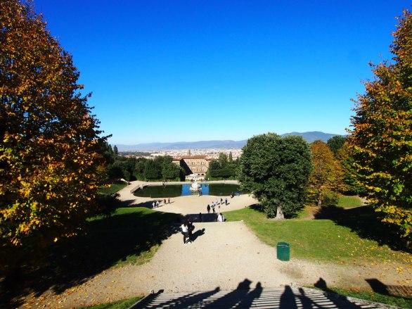Giardino Boboli, Firenze