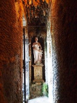 Villa Torrigiani, Lucca - Grotta