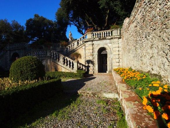 Villa Torriginia, Lucca - Garden of Flora