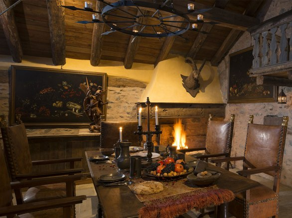 La Confrérie du Moyen Âge B&B Valle d'Aosta