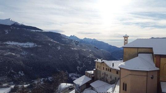 Chiesa di San Martino Torgnon