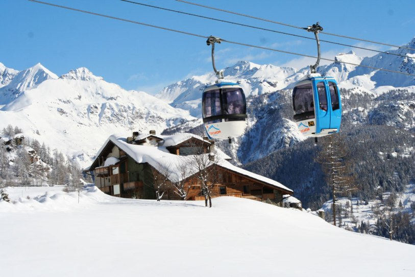 Hotel Caprice des neiges Torgnon