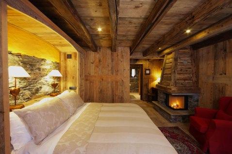 La Luge d'Antan B&B Valle d'Aosta