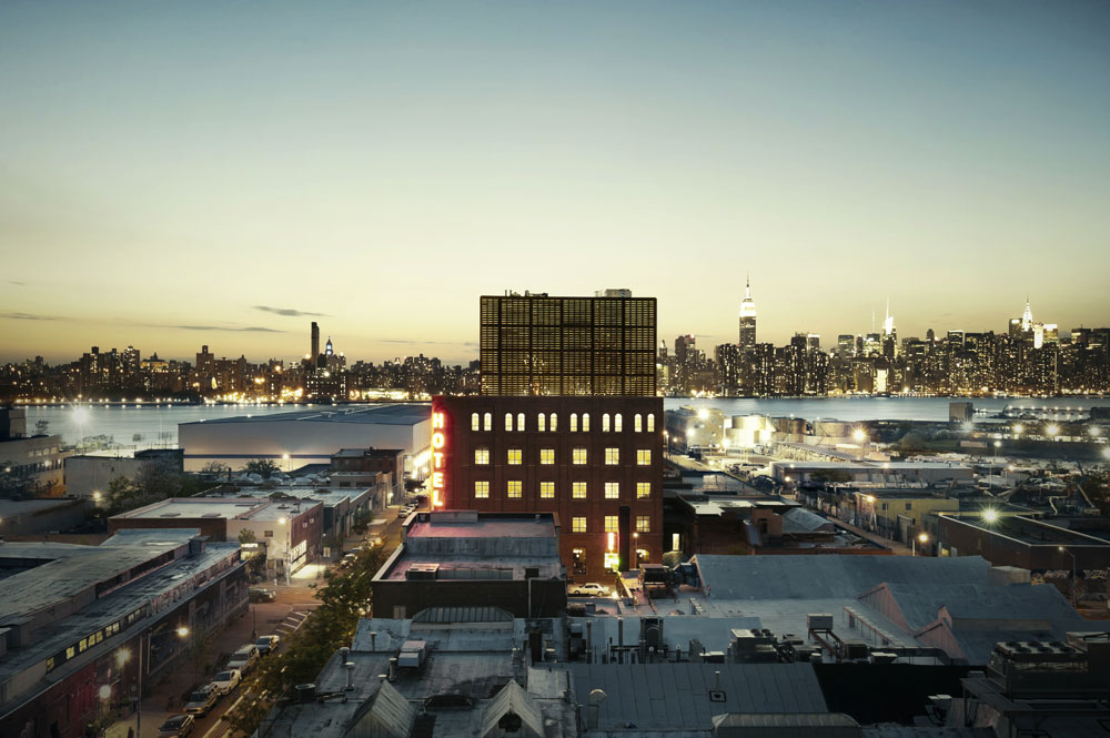 Wythe Hotel Brooklyn Ph Matthew Williams