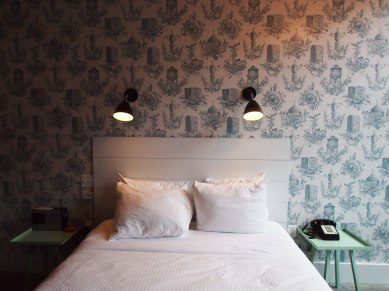 Queen Room, Wythe Hotel Brooklyn