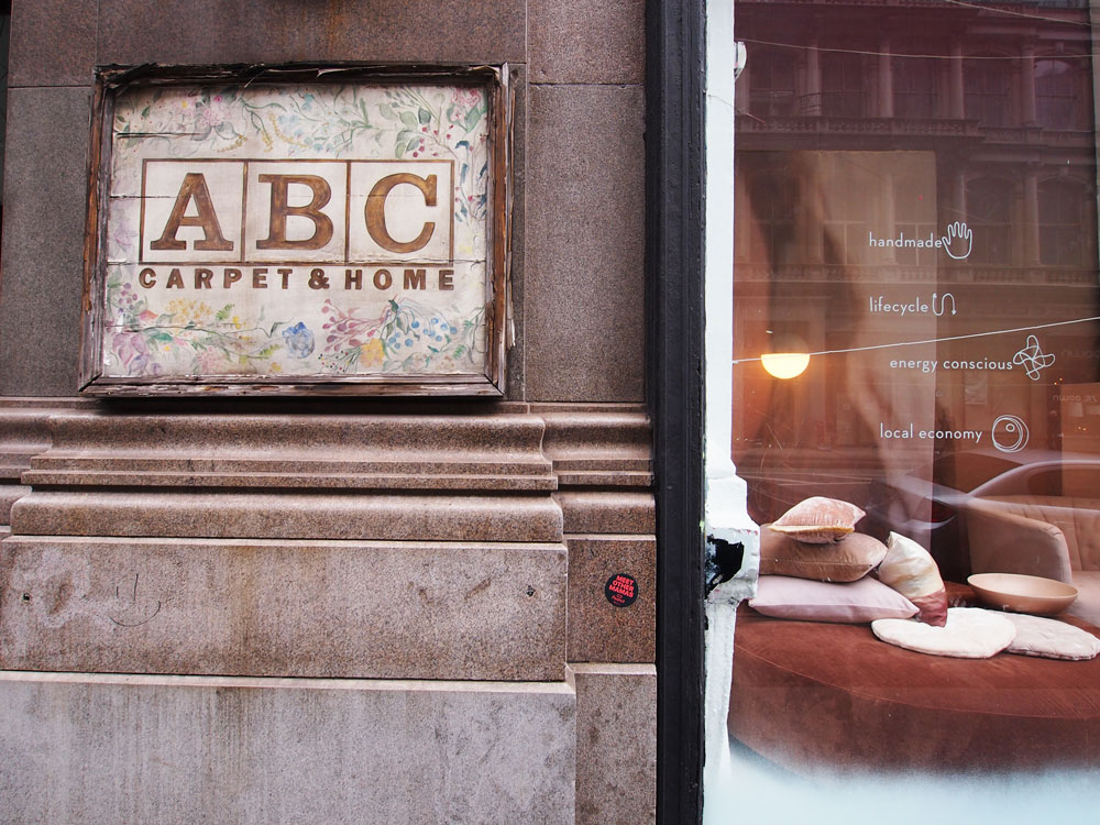 ABC Carpet & Home, New York City