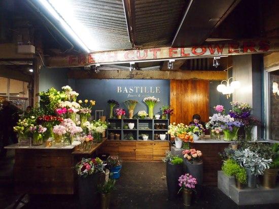 Bastilla Flower, Chelsea Market