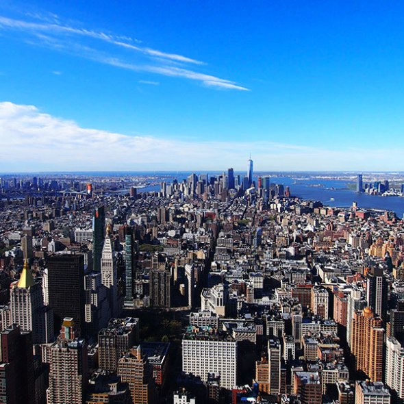 Empire State Building, Manhattan New York City