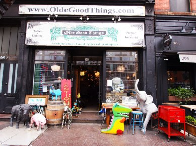 Olde Good Things, New York City
