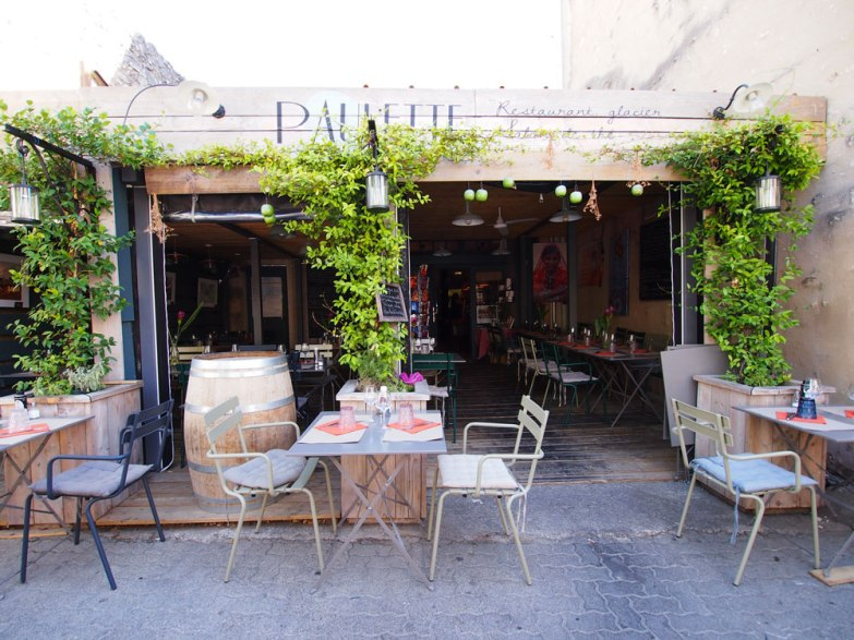 Paulette Restaurant, Eygalières