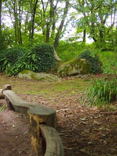 Mud Maid, Lost Gardens of Heligan (Cornwall)