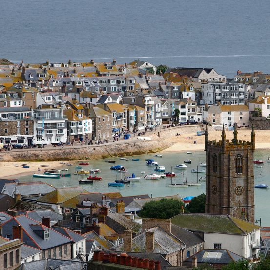 Saint-Ives, Cornwall