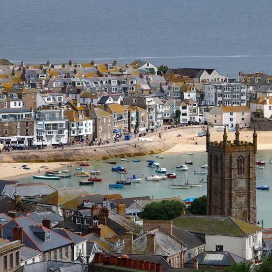 Saint-Ives, Cornwall