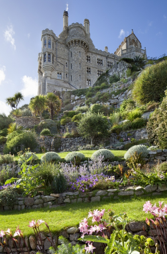 St Michael's Mount, Cornwall Photo Courtesy of National Trust Ph: Marianne Majerus