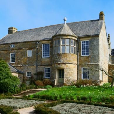 Trerice, Cornwall Photo Courtesy of National Trust Ph: Hilary Daniel
