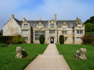 Trerice, Cornwall Photo Courtesy of National Trust Ph: Hilary Daniel