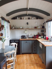 Unique Home Stays Wagon, Cornwall
