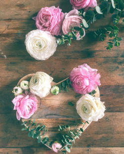 Corona di fiori, Ciocomarro Fiori Catia Cesena