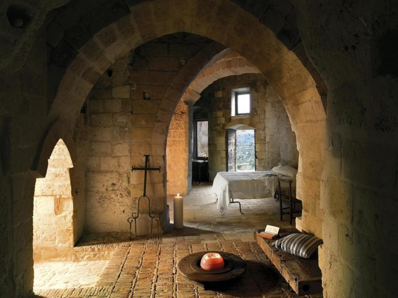 Photo Courtesy Grotte della Civita, Matera