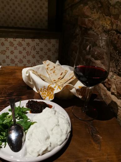 Osteria La Sangiovesa, Santarcangelo di Romagna