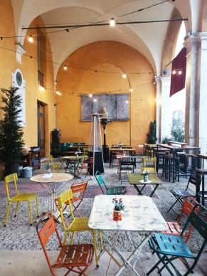 Vineria del popolo, Cesena