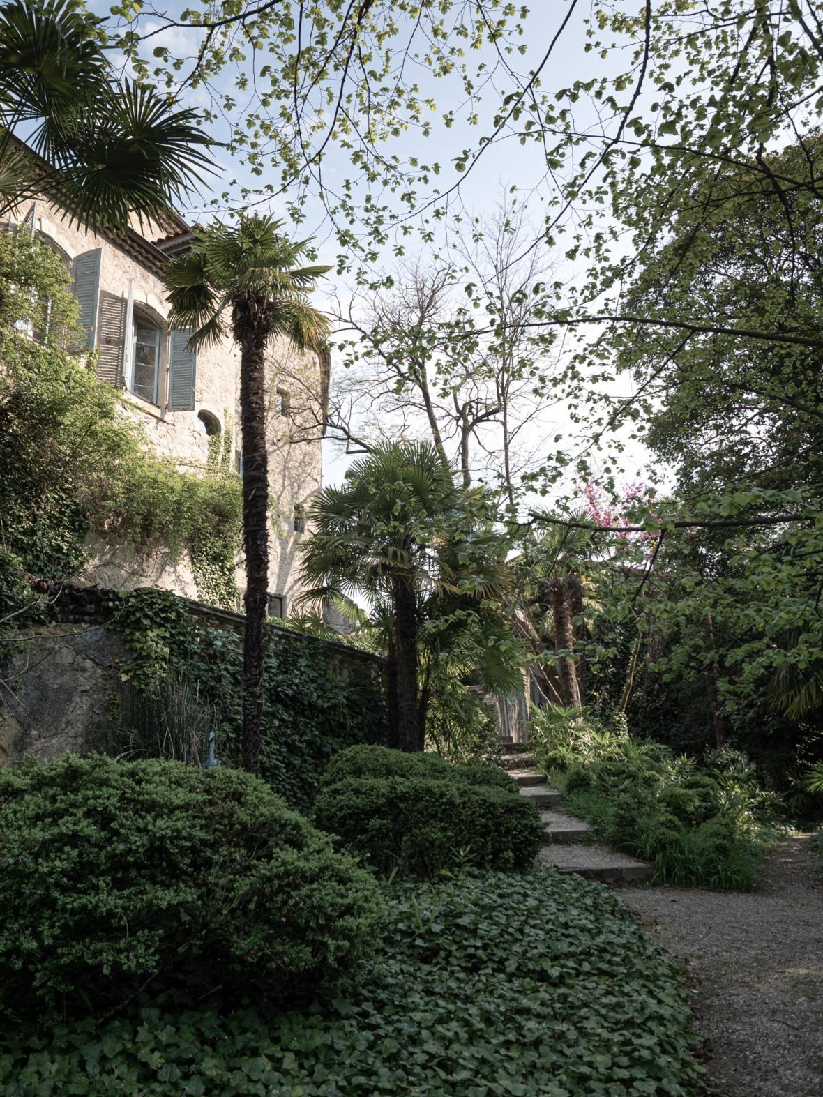 Château d'Uzer Maison d'hôtes, Ardèche