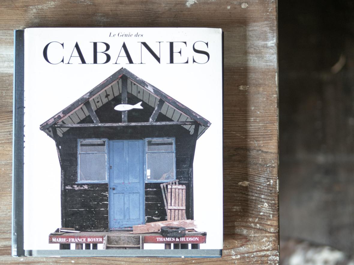 Cabanes Book