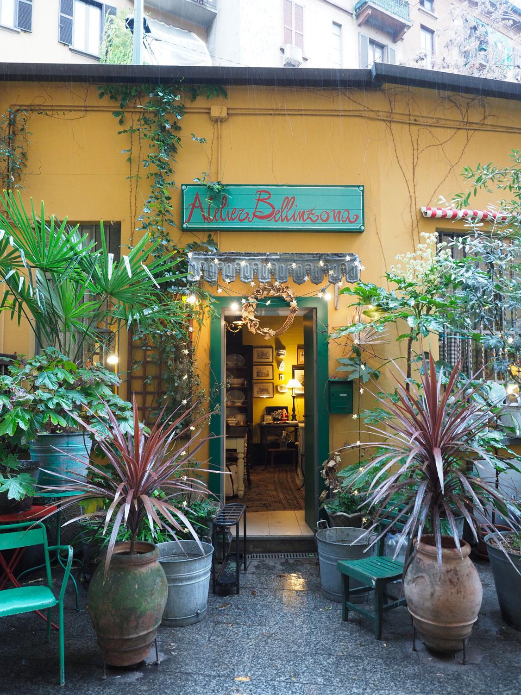 Atelier Bellinzona Milano