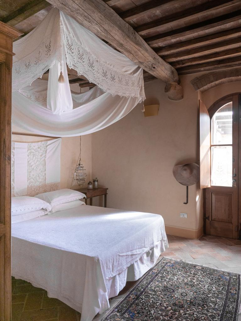 Villa Pienza, Toscana